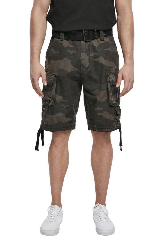Shorts - darkcamo