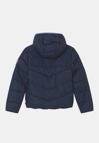 Levi's® - MIX MEDIA PUFFER - Winter jacket - dress blues - 1