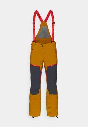 PROPULSION - Spodnie narciarskie - toasted