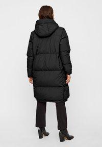 YAS - YASMILLYS JACKET - Down coat - black - 2