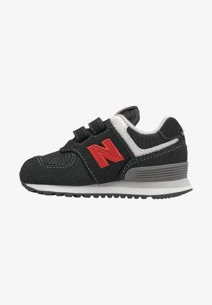 Sneakersy niskie - black/team red