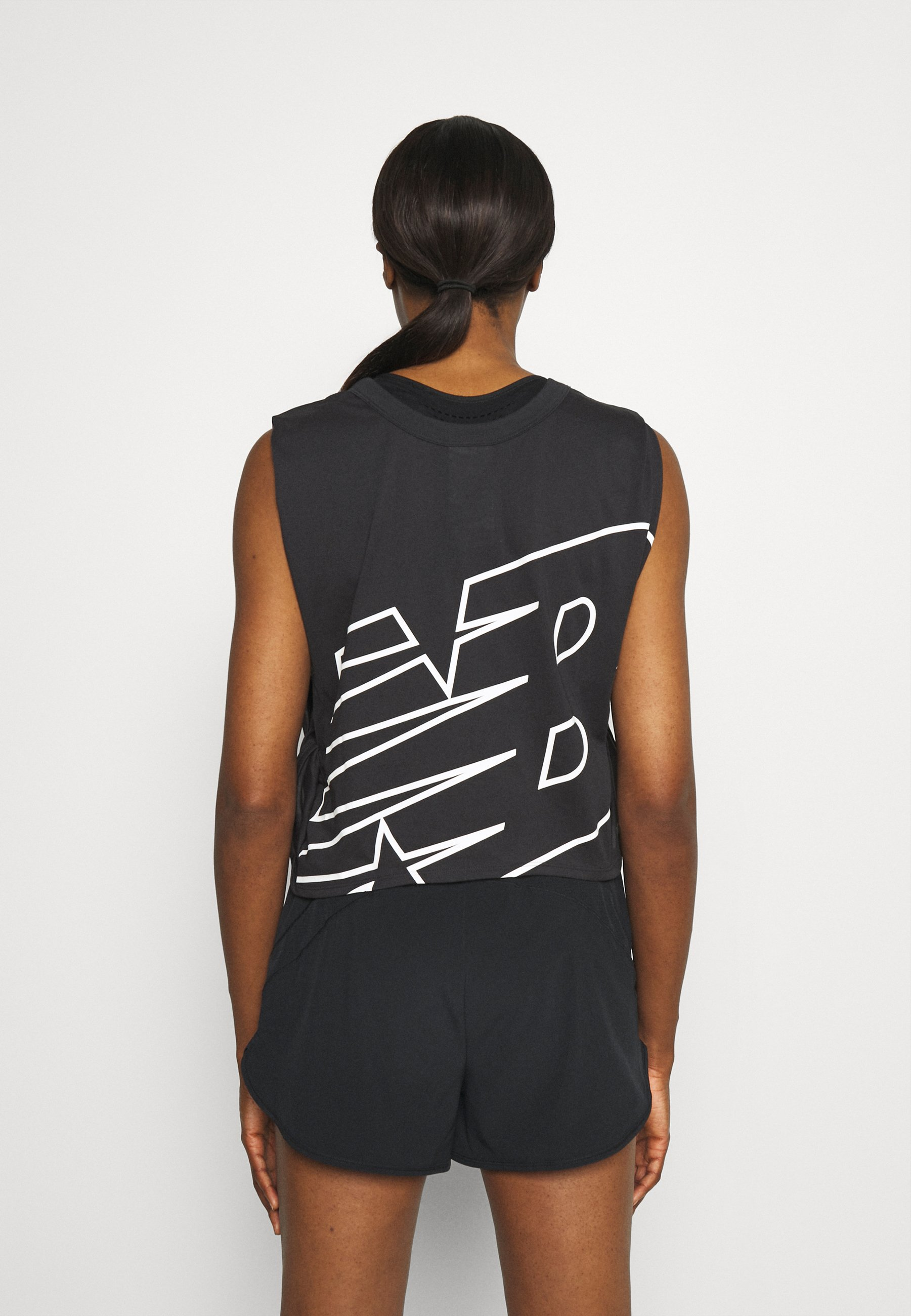 Femme RELENTLESS GRAPHIC TANK - T-shirt de sport
