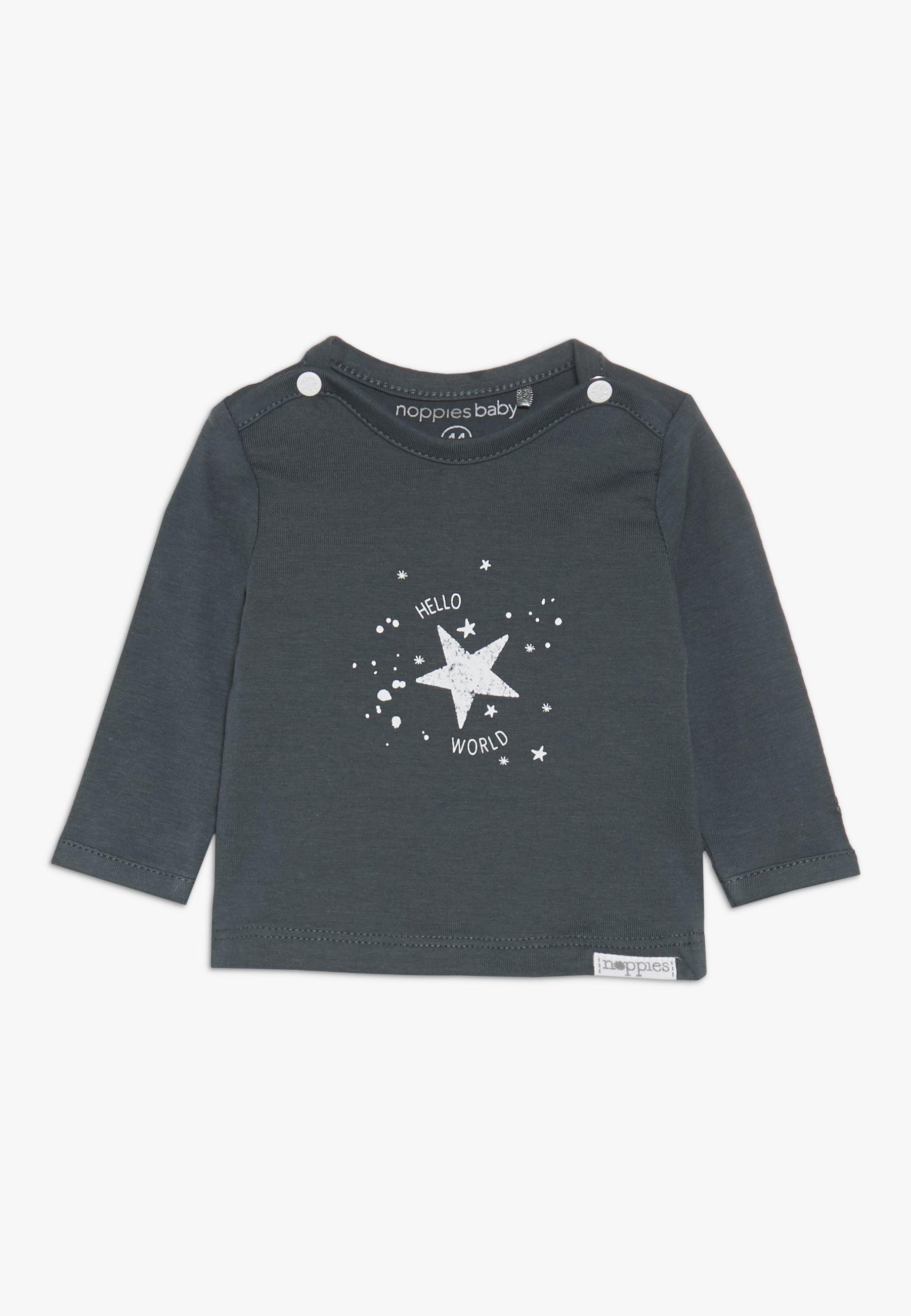 Kids TEE LUX TEKST - Long sleeved top