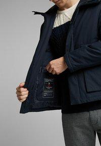 Esprit - Winter jacket - dark blue - 5