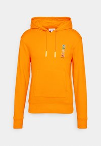 POLAROID UNISEX HOODIE - Sweater - orpiment