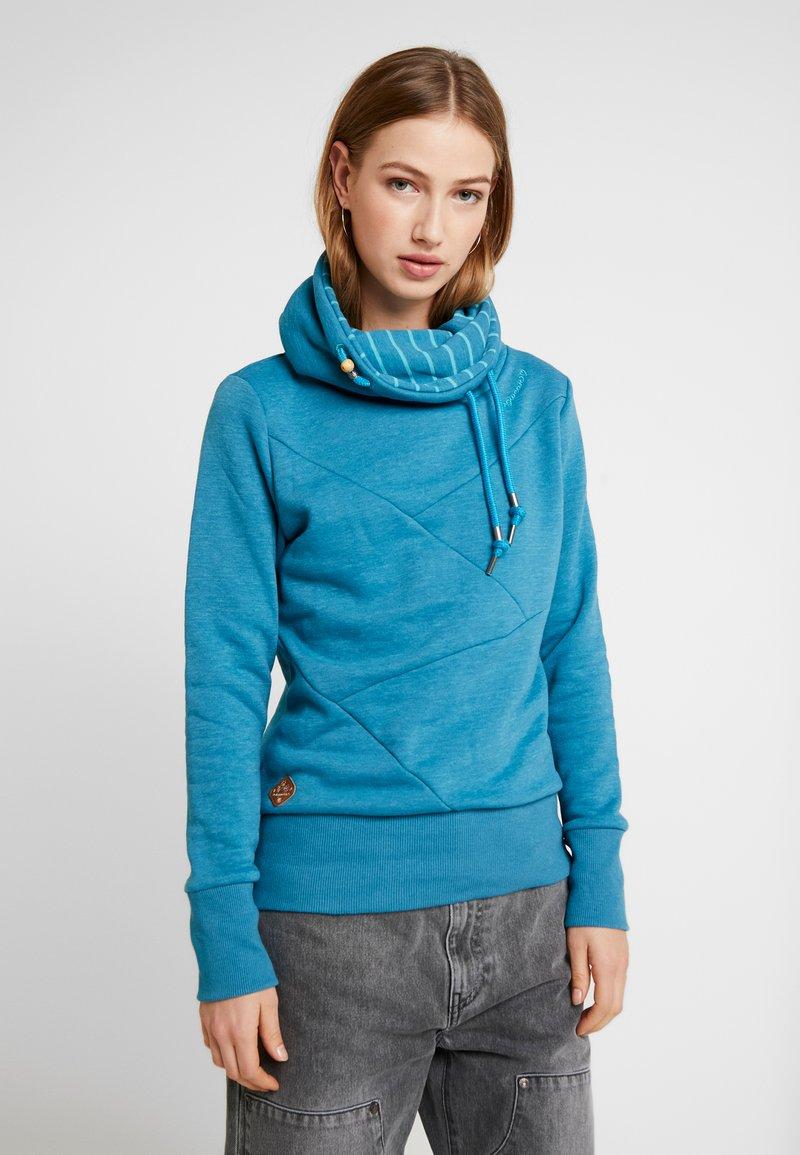 Ragwear - VIOLA - Hoodie - blue