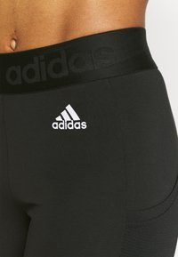 adidas Performance - Legging - black/white - 3