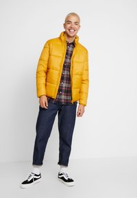 We are Cph - BEN - Winter jacket - dark yellow - 1