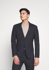 Tommy Hilfiger Tailored - SMALL CHECK SLIM FIT SUIT  - Suit - grey - 2