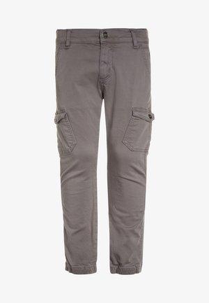 BOYS PANT - Pantalon cargo - mausgrau antik