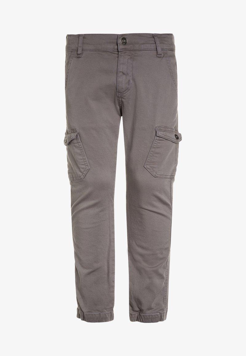 Blue Effect - BOYS PANT - Cargo trousers - mausgrau antik