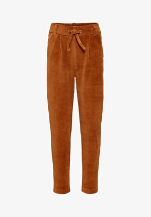 Trousers - ginger bread