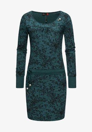 PENELOPE  - Shift dress - dark green