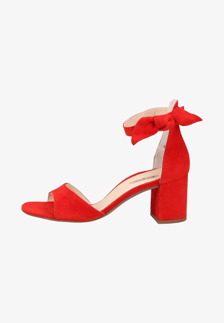 Paul Green - Sandals - red