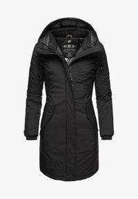 Navahoo - LETIZIAA - Cappotto invernale - black - 0