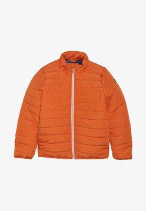 Zimní bunda - bright orange