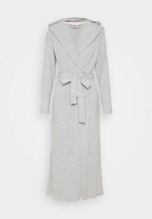 LILLIE LOUNGE ROBE - Dressing gown - grey