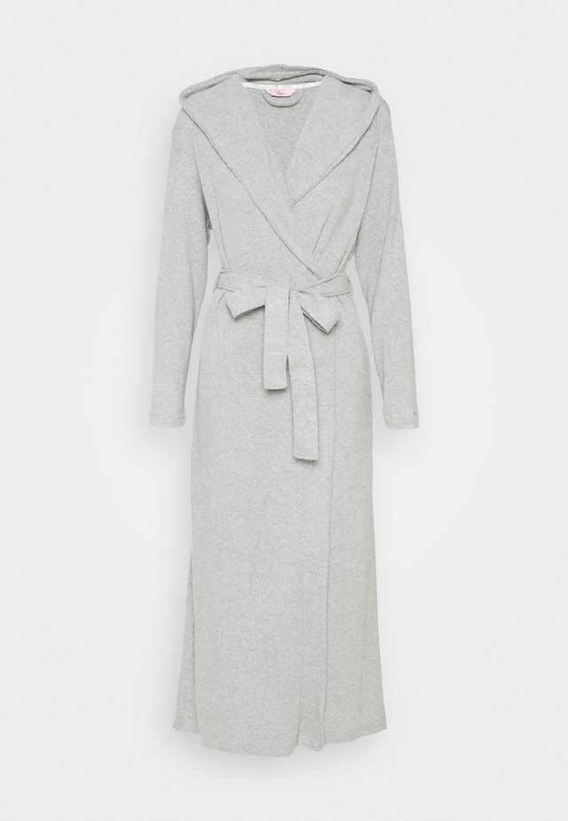 LILLIE LOUNGE ROBE - Morgonrock - grey