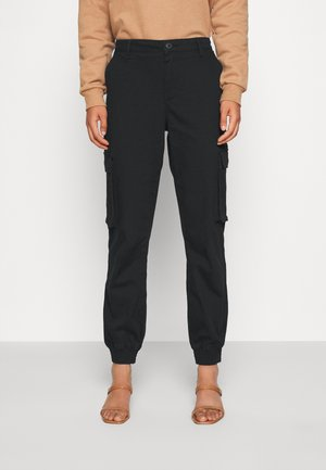 ONLMADEA - Cargo trousers - black