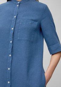 Marc O'Polo - Shirt dress - lake blue - 3