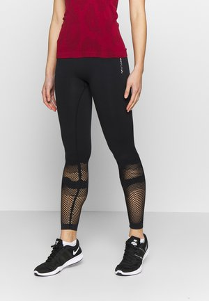 ONPADELYNN CIRCULAR - Leggings - black