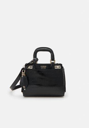 KATEY MINI SATCHEL - Handbag - black