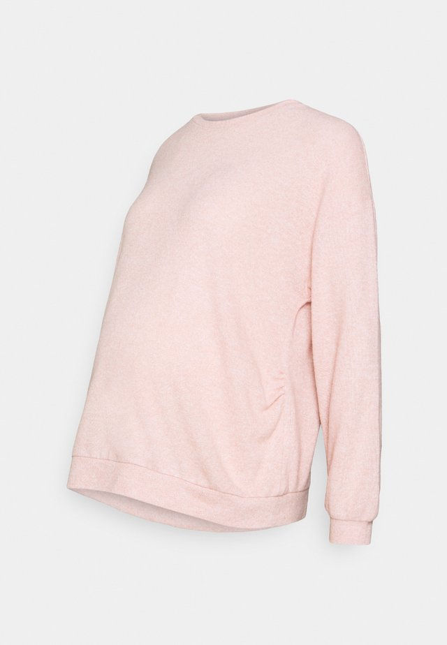 MATERNITY SOFT TOUCH - Longsleeve - blush