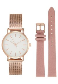 Even&Odd - Horloge - rosegold-coloured/rose - 0