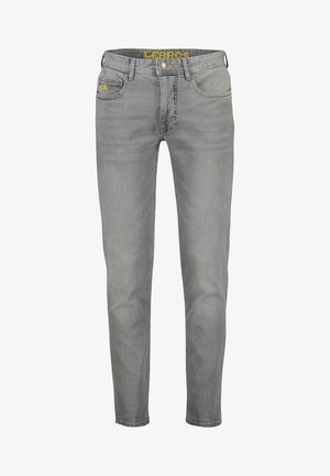 JAN - Relaxed fit jeans - soft grey