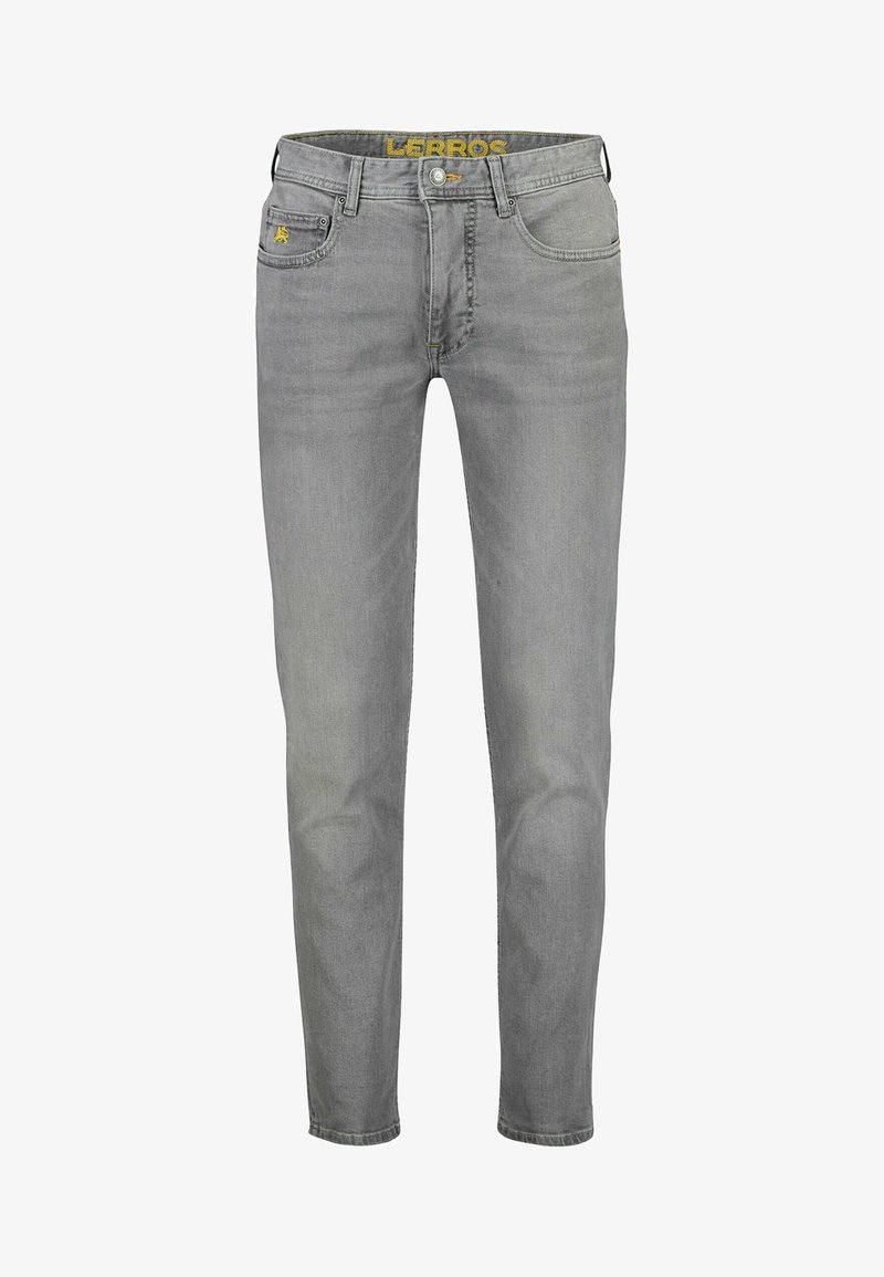 LERROS - JAN - Relaxed fit jeans - soft grey
