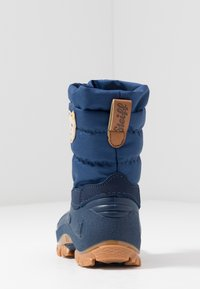 Steiff Shoes - ERICA - Vinterstøvler - blue - 4
