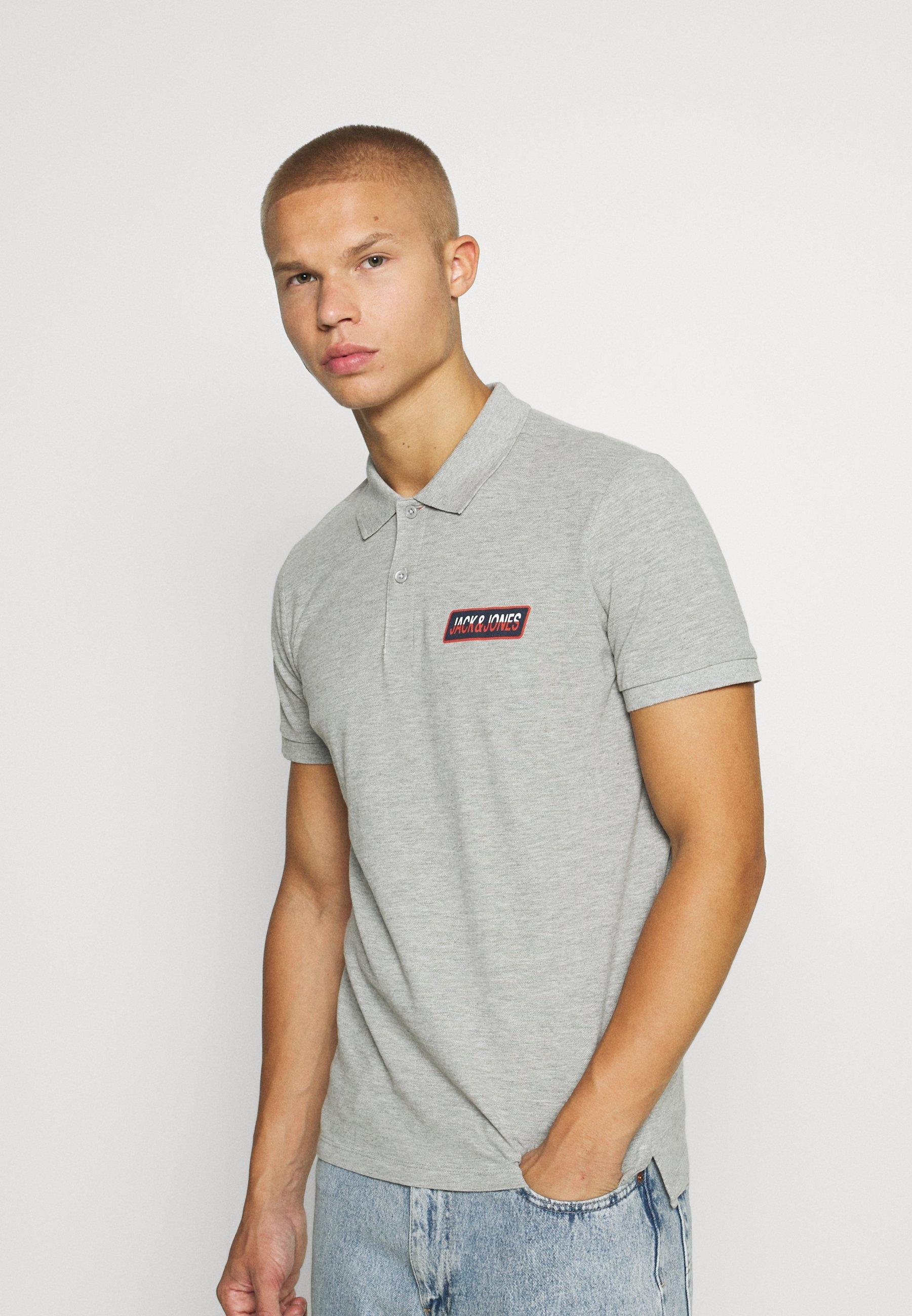 Men JORSWIRLE - Polo shirt