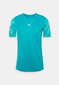 Nike Performance - Print T-shirt - aquamarine/tropical twist/white - 4