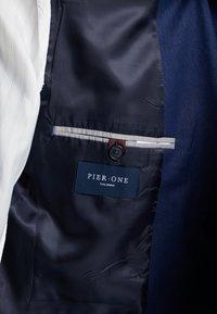 Pier One - Suit - dark blue - 6
