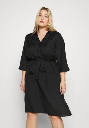 EFRANKA DRESS - Denní šaty - black