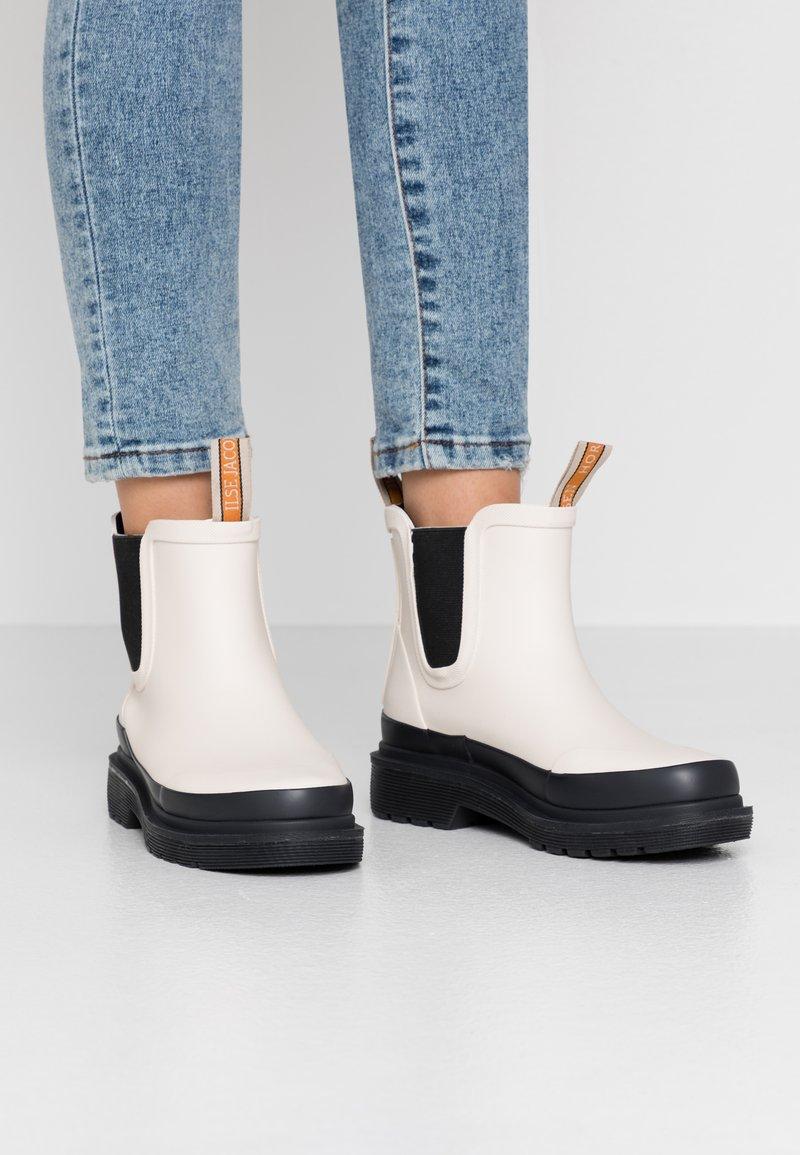 Ilse Jacobsen - Stivali di gomma - milk creme