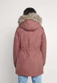 ONLY - ONLIRIS  - Zimní kabát - burlwood - 2