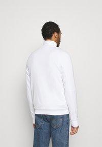 Nike Sportswear - TRIBUTE - Chaqueta de entrenamiento - white/black - 2