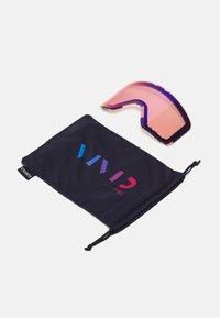 Giro - METHOD - Occhiali da sci - silli black viv infrared - 5