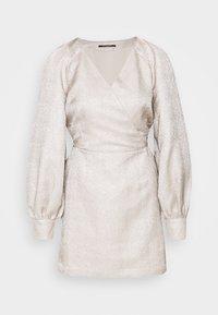 Bruuns Bazaar - NOEL ZAZA DRESS - Cocktailkjole - roasted grey khaki - 0