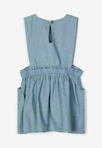 Lil' Atelier - Denim dress - light-blue denim - 1