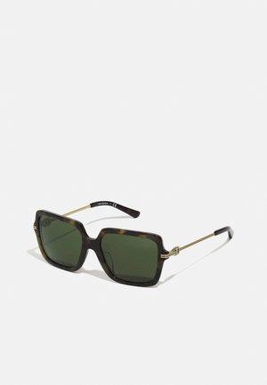 Sluneční brýle - green/tortoise