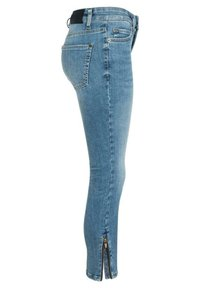 Cambio - PARIS ZIP - Slim fit jeans - summer mid used - 1