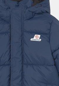 Vingino - TIAN SET - Winter jacket - navy blue/deep black - 3