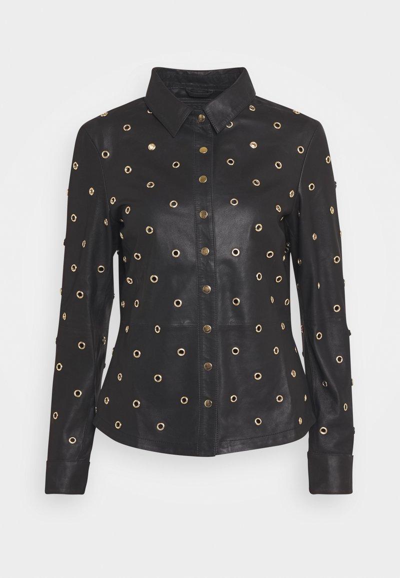 DEPECHE - Camicia - black