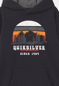 Quiksilver - BIG LOGO YOUTH - Collegepaita - true black - 2