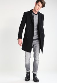 Scotch & Soda - STONE AND SAND - Slim fit jeans - cement melange - 1
