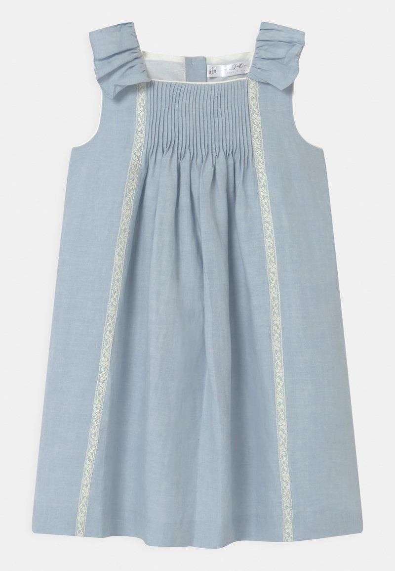 Twin & Chic - SOTOGRANDE - Shirt dress - blue