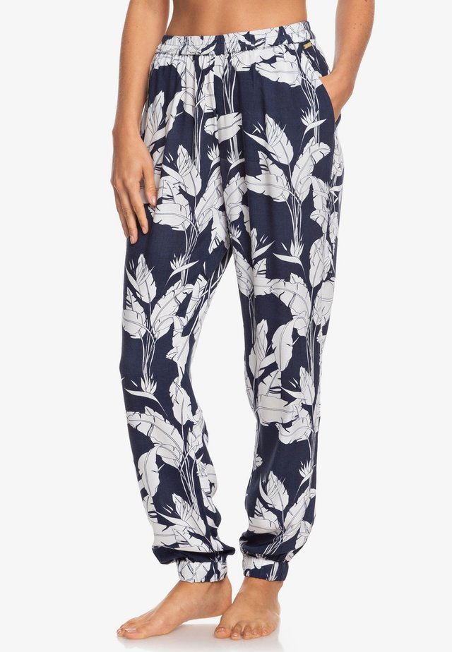 EASY PEASY PANT - Beach accessory - blue