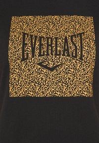 Everlast - BRYANT - Triko spotiskem - black - 5